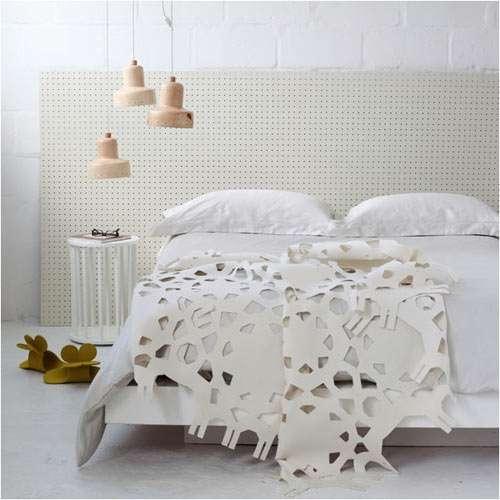 Cutout Blankets