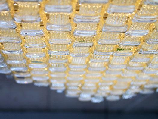 Textile-Inspired Lighting Fixtures
