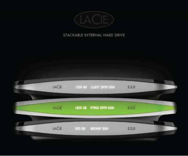 Stackable External Drives