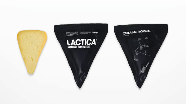 Lactica Dairy packaging