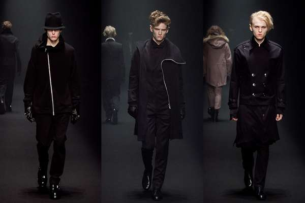 Vampiric Male Fashion