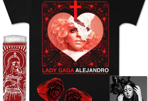Lady Gaga Alejandro Digital Bundle