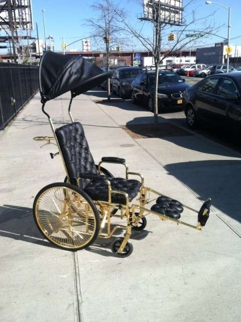 Eccentric Diva Wheelchairs
