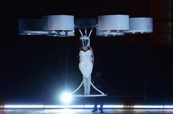 Hi-Tech Hovercraft Dresses