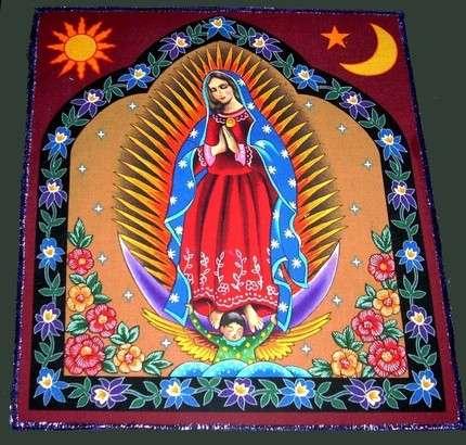 Religious Icon Iron-Ons