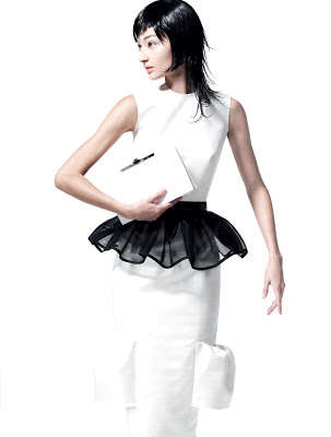 Persistently Peplum Editorials