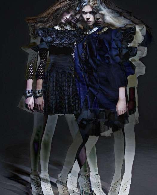 Eerie Mirror Photography