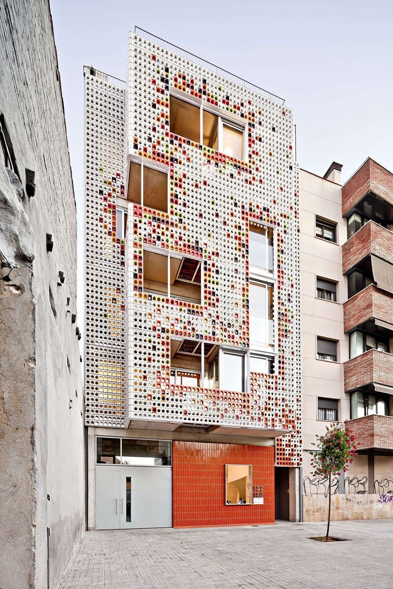 Ceramic Block Buildings
