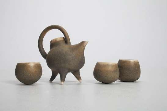 Eco-Conscious Tea Sets