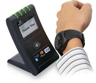 Credit Card Timepieces