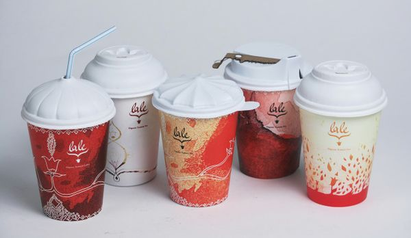 Whimsical Cup Caps