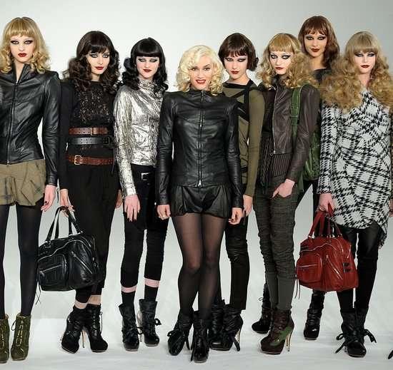 Betty Page Fashion : LAMB Fall 2010