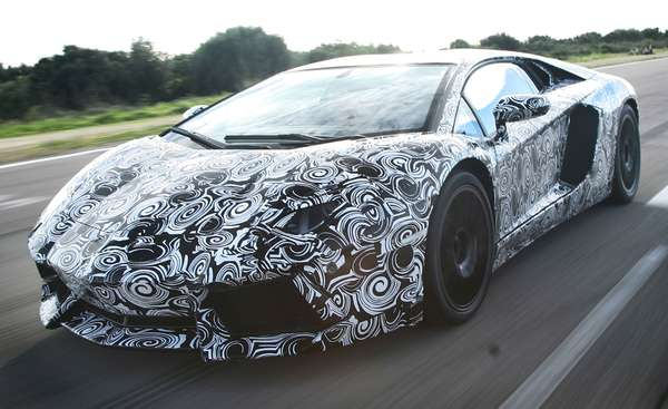 Mysteriously Masked Super Cars