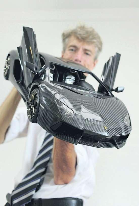 $4.7 Million Model Cars