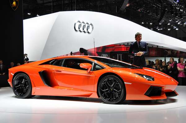 Anticipated Supercar Releases