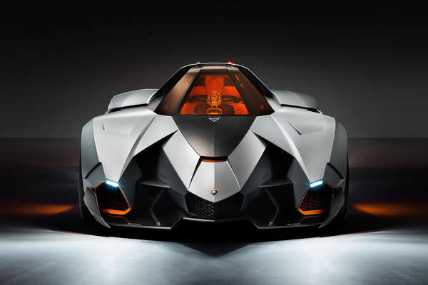 Helicopter-Inspired Concept Cars