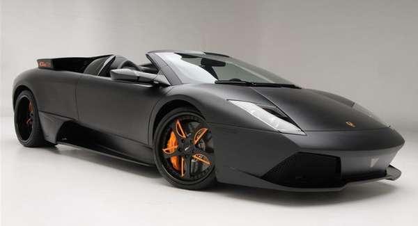 Black Bespoke Lambos Check Out This Pimped Out Lamborghini Murcielago Lp650 4 By Al Eds A