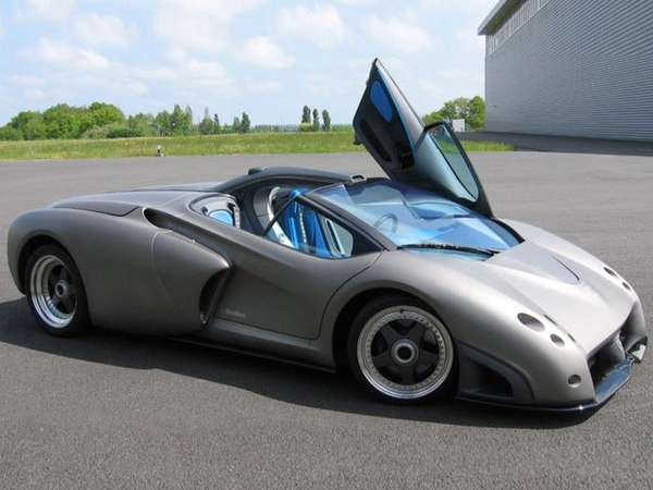 Historical Supercar Sales