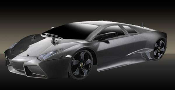 Remote-Controlled Supercars