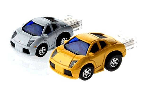 Supercar Flash Drives