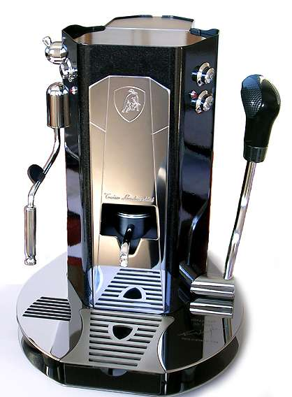 Full-Throttle Coffee Makers