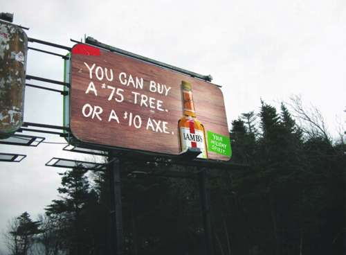 Macho Billboards
