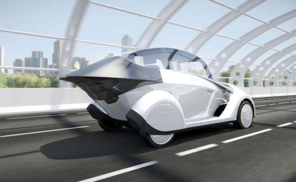 Transforming Tail Vehicles