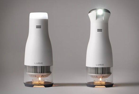 Lighthouse Lamp Candles