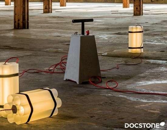 Dynamite Lamp Fixtures