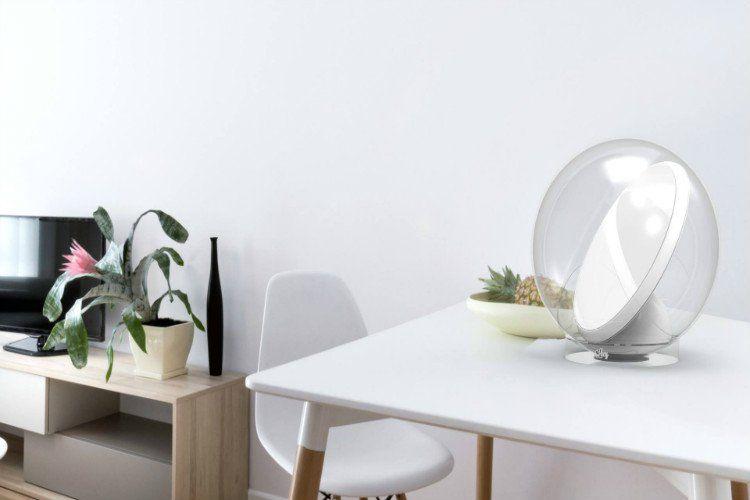 Sunlight-Reflecting Lamps