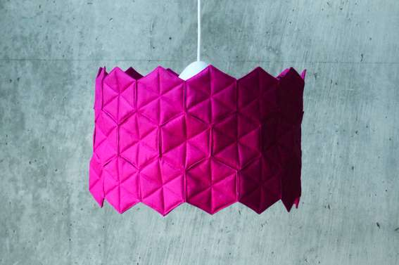 Quilted Pendant Lamps