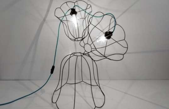 Divine Disrobed Lamps