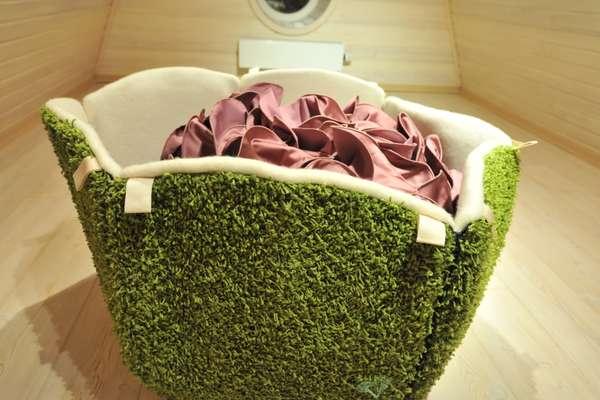 Multi-Functional Flower Cushions