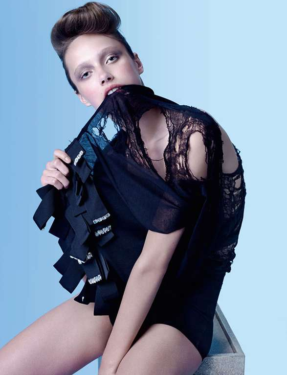 Lanca Perfume Spring 2011 Campaign
