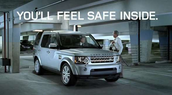 Sword-Safe SUVs