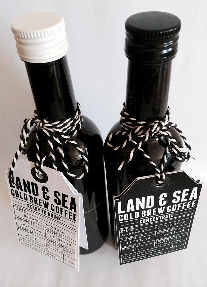 Nautical Coffee Packaging