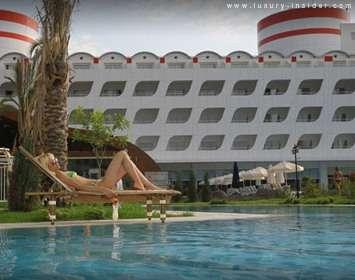 Cruise Ship Hotels on Land