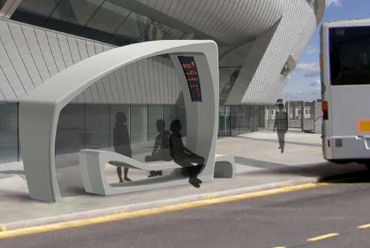 Lang Bus Shelter