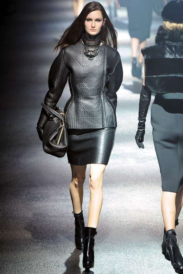 Futuristic Armored Runways