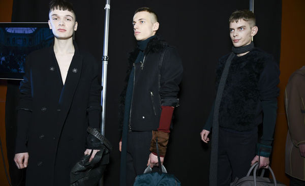 Digitally-Charged Mens Collections