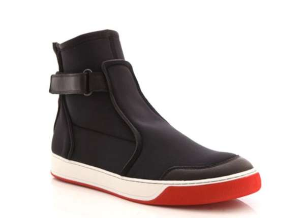 Lanvin Scuba High Top