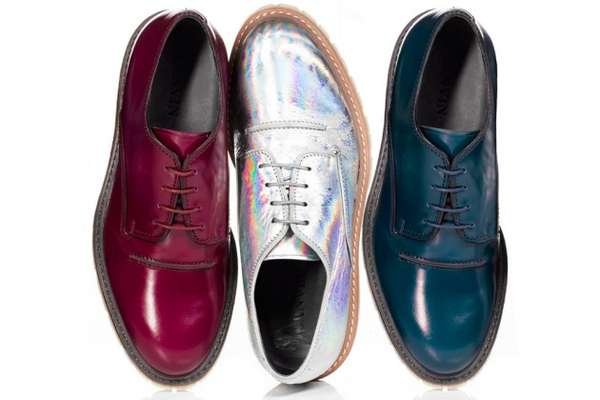 Womenswear-Inspired Brogues