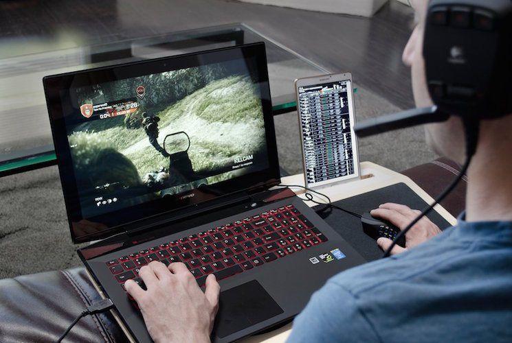 PC Gamer Lap Desks