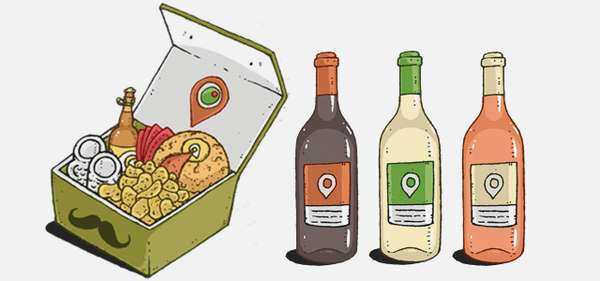 Rapid Gourmet Delivery Apps