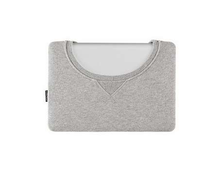 Sweatshirt-Like Laptop Sheaths