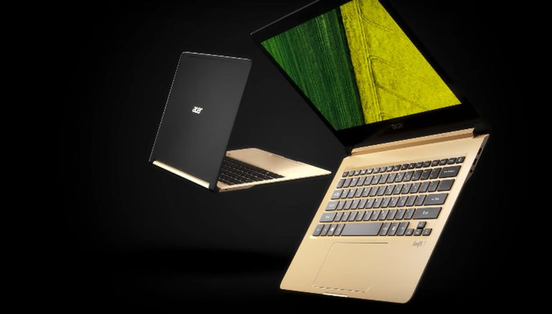 Durable Razor-Thin Laptops