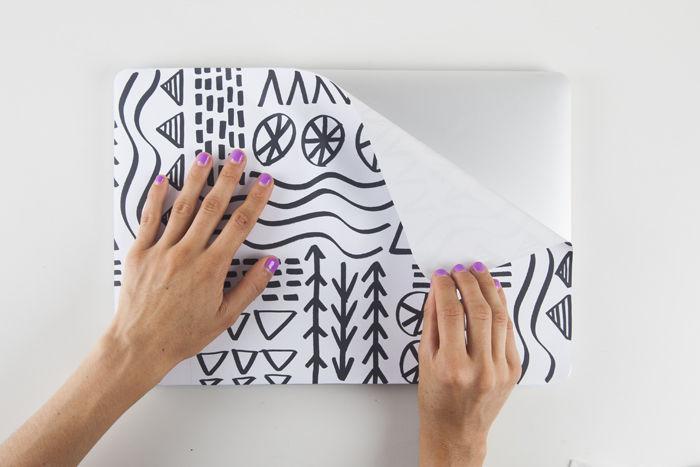 DIY Laptop Skins