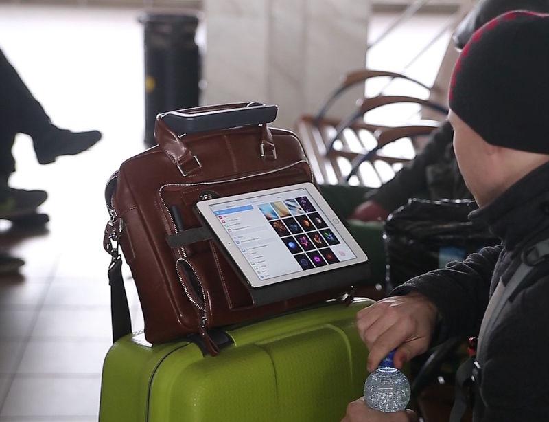 Functional Laptop Tablet Bags