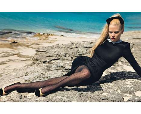 20 Lara Stone Features
