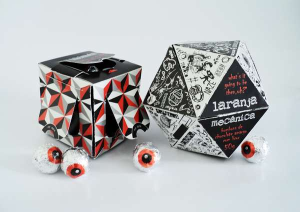 Laranja Mecanica Packaging